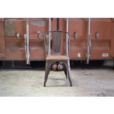 통키목판의자