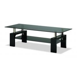 1002 유리 쇼파 테이블(하이그로시 하부)