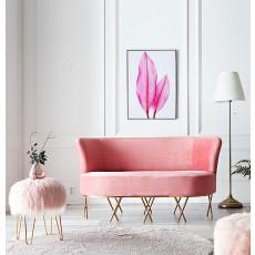 핑크뮬리 소파